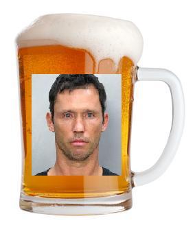 Mug Shot Jeffrey Donovan