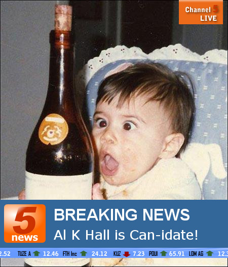 Breaking News Photo