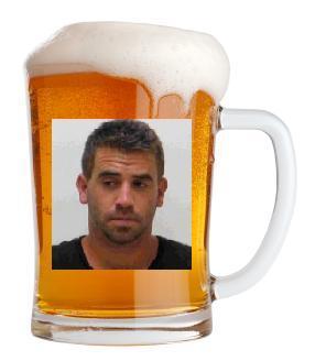 Mug Shot Jason Wahler