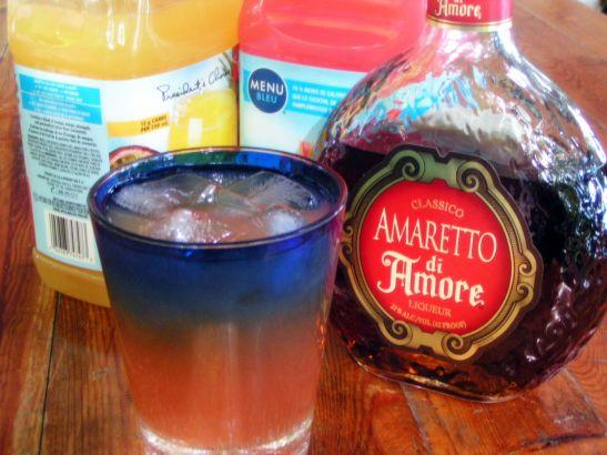 Pour Man's Amaretto Sour