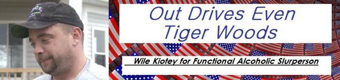 Bumper Sticker Wile Kiotey