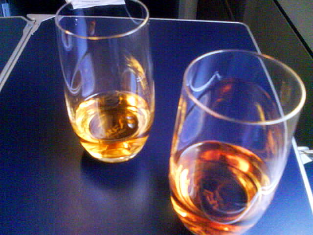 Hugs & Kisses Cognac Mixing With Armagnac