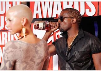 Kanye Swigging Hennessy02