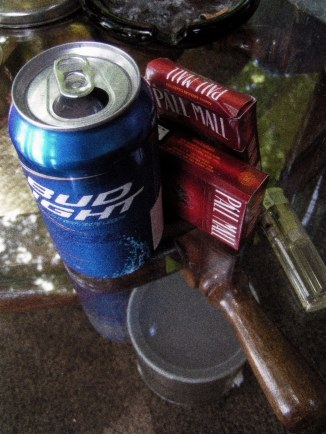 Alls i Need Is A Pack of Smokes & My Buds