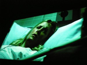 Sarah (Shauna Macdonald) Laid Up