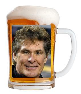 Hoff Mug Shot