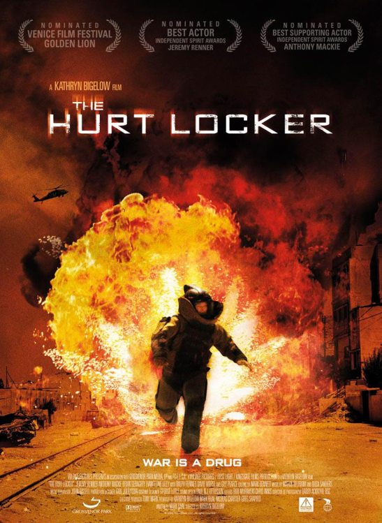 The Hurt Locker - Poster