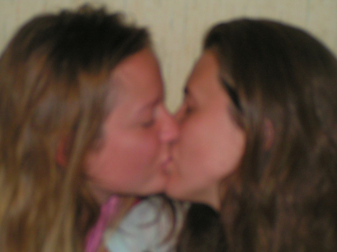 My Lesbians Kissing