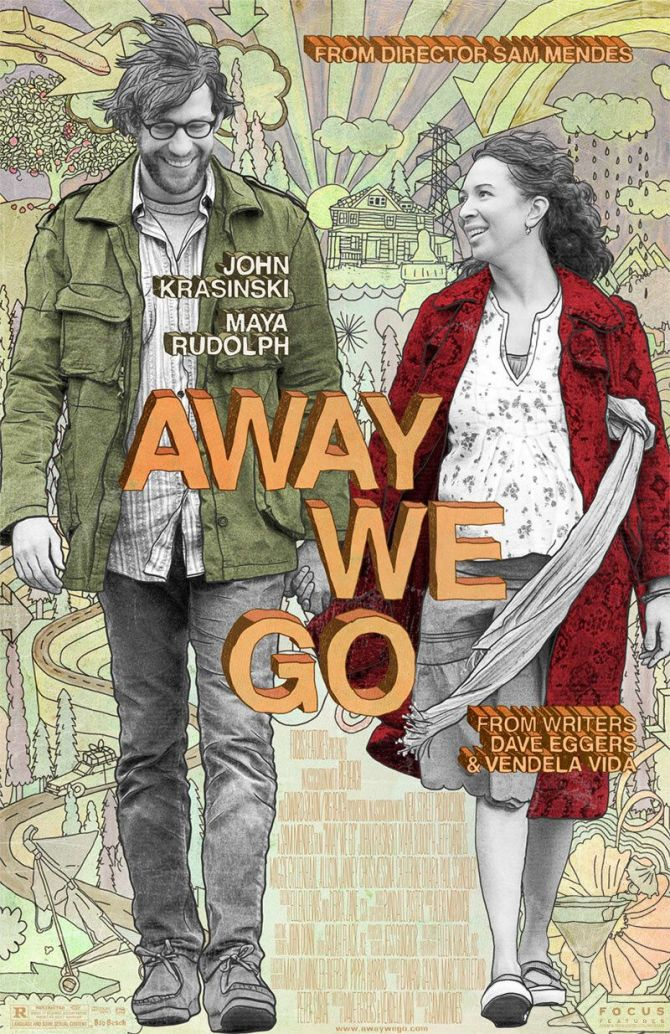 Away We Go - poster