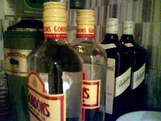 Alcohol Overflow