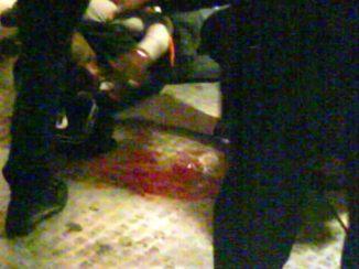 Subway Bloody Subway
