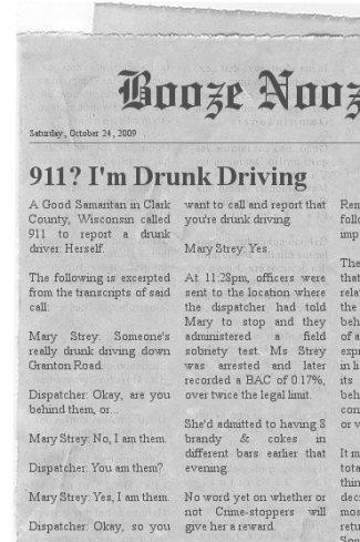 Mary Strey newspaper