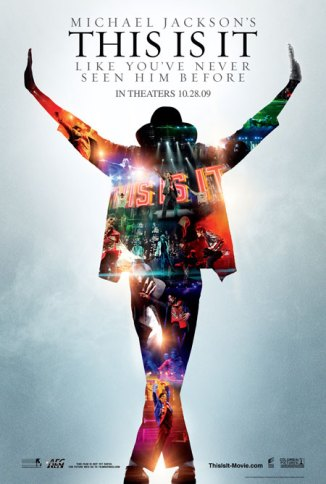 Michael Jackson's This Is It - Movie Poster