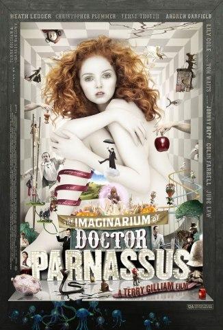 Imaginarium of Doctor Parnassus - poster
