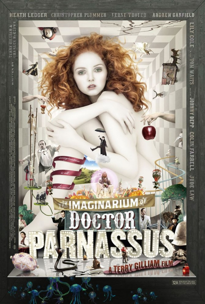 Imaginarium of Doctor Parnassus - poster