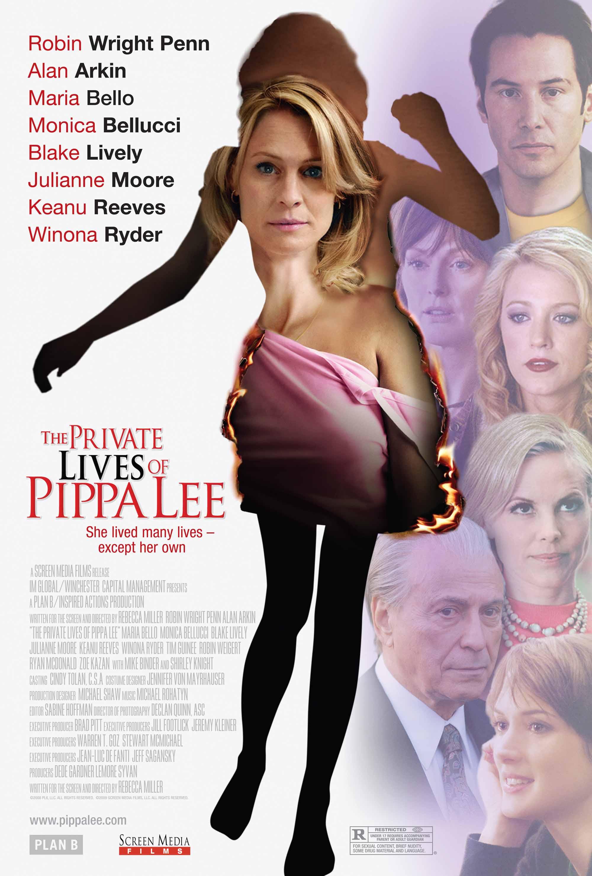 პიპა ლის პირადი ცხოვრება (ქართულად)  The Private Lives of Pippa Lee Частная жизнь Пиппы Ли