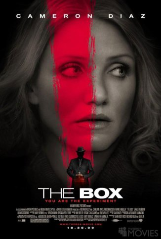 The Box - poster