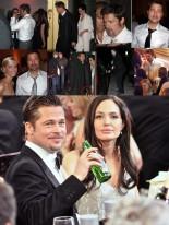 Brad Pitt Drunk