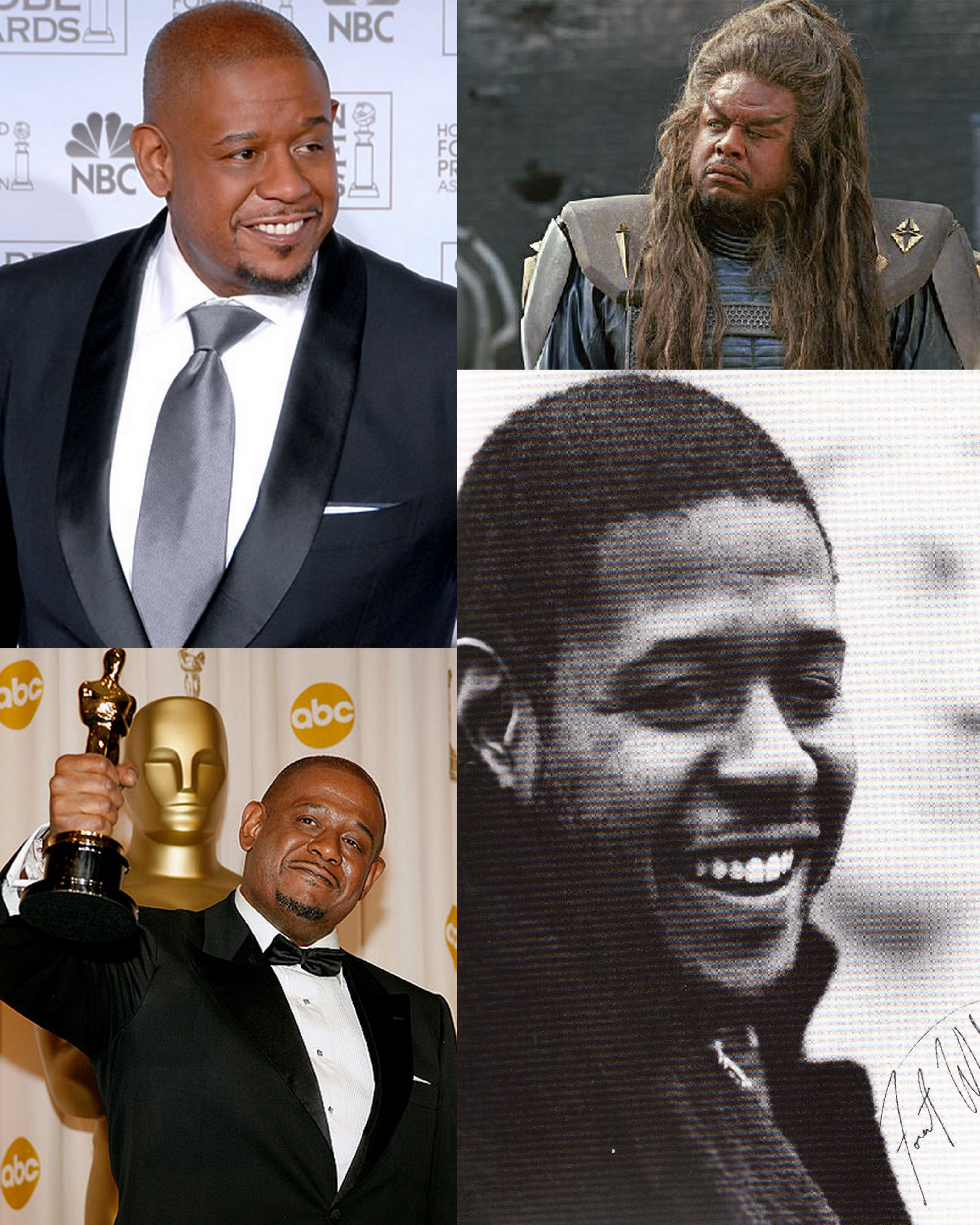 Forest Whitaker (48):