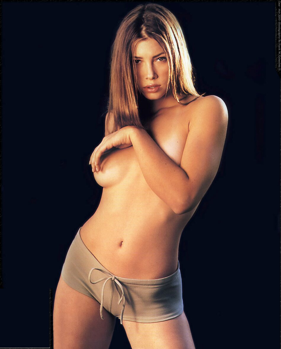 Al K Hall's Drawers. Jessica Biel ...