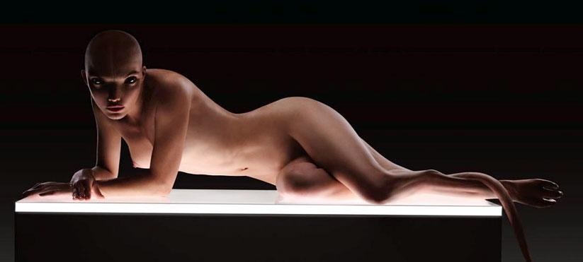 delphine chanéac nackt