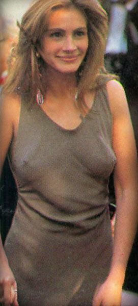 Julia Roberts Hot  The Bar None -- High  Dry-6452