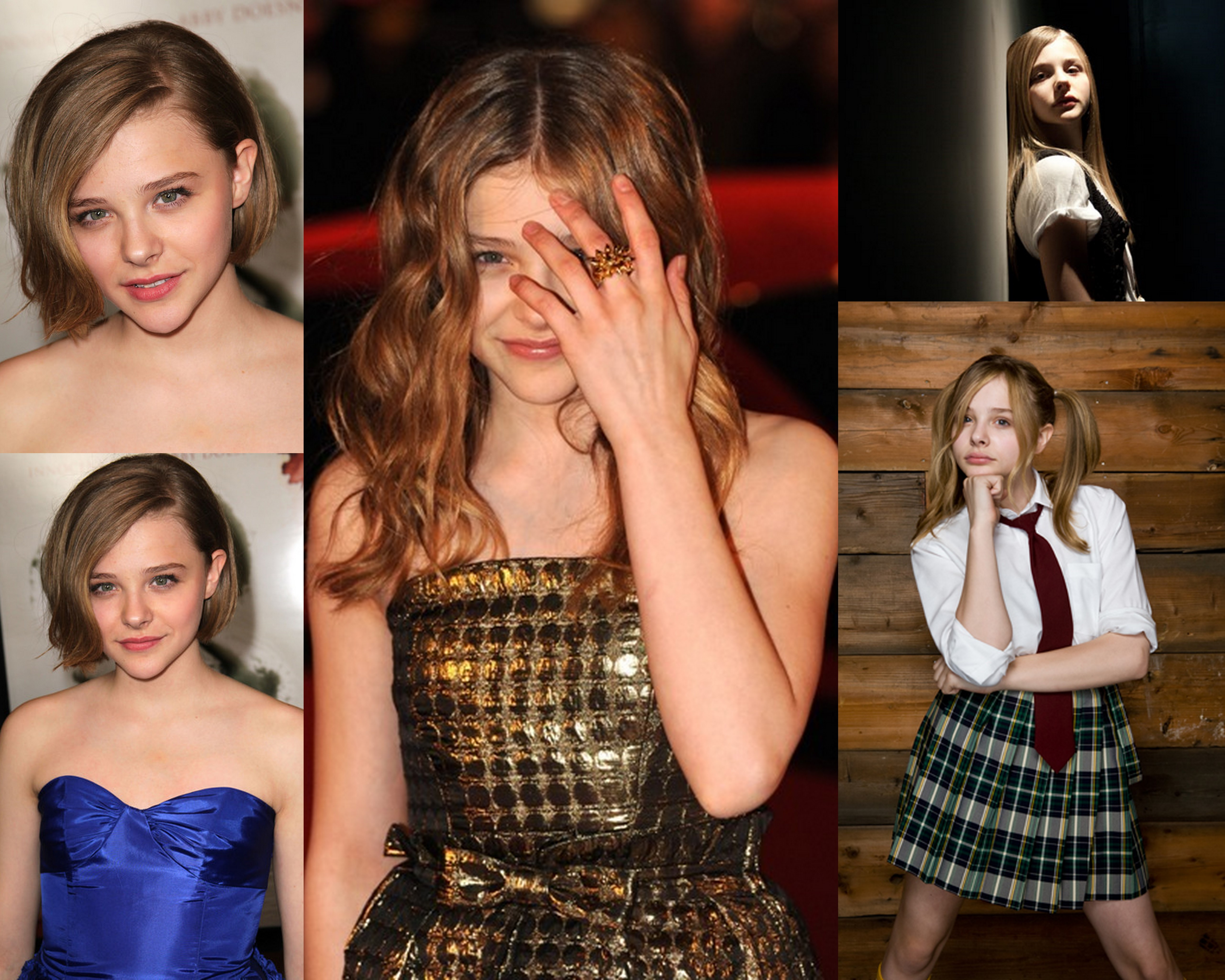 Chloë Grace Moretz Collage 2010-10-11 Let Me In