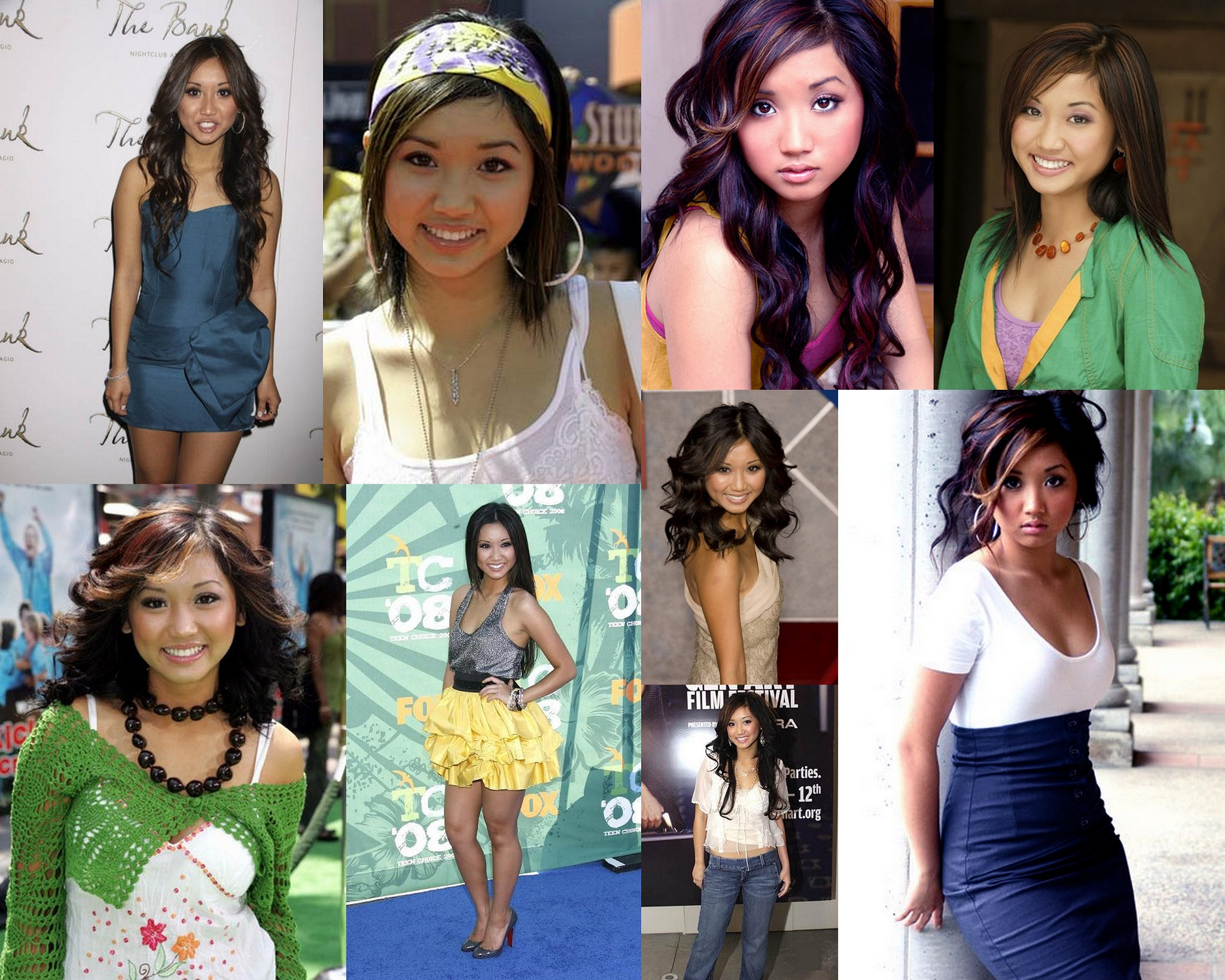 brenda song wallpaper. Here#39;s Brenda Song, who can