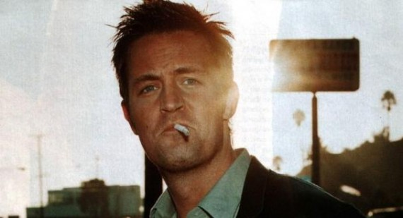 from Ronin matthew perry gay