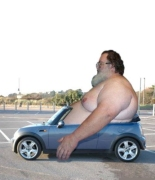 Guy nude driver 01