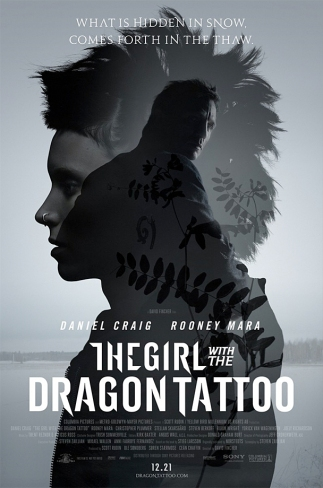 The Girl With The Dragon Tattoo Poster Bar None Booze Revooze