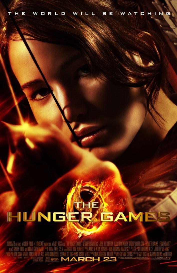 飢餓遊戲(The Hunger Games) - 珍妮佛勞倫斯、連恩漢斯沃 主演 <原作 蘇珊·柯林斯,導演 蓋瑞羅斯>