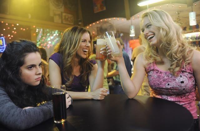 Leven Rambin 08 in the Bar None