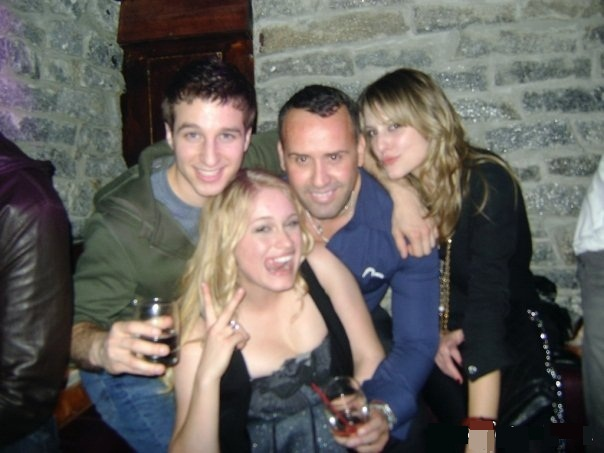 Leven Rambin 09 in the Bar None