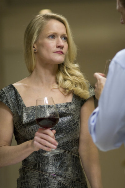 Paula Malcomson in the Bar None