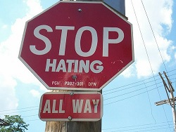 No Hating