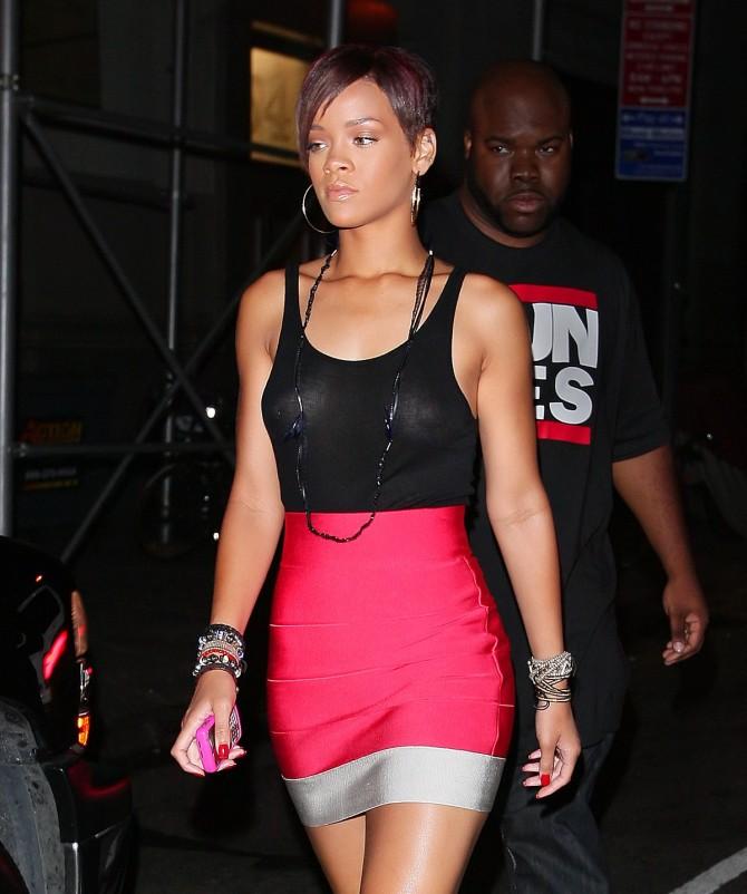 Rihanna 02 see through