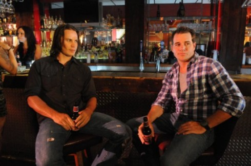 Taylor Kitsch in the Bar None
