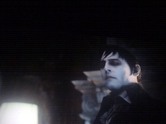 Johnny Depp - Dark Shadows still