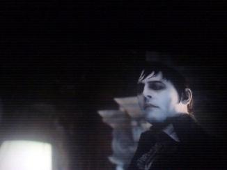 Johnny Depp - Dark Shadows still