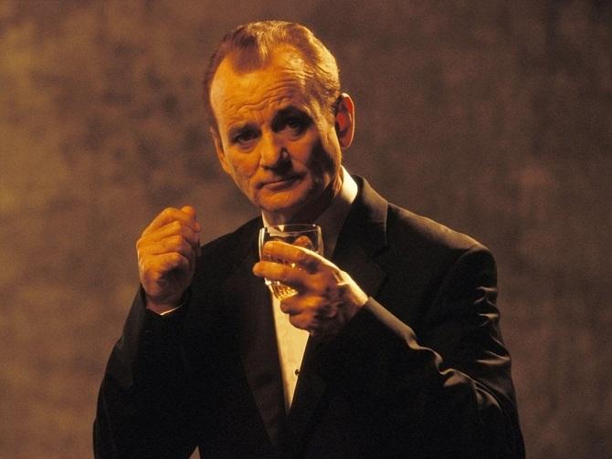 Bill Murray in the Bar None