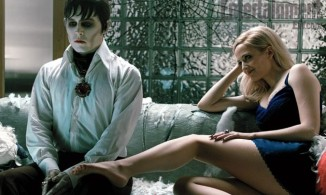 Johnny Depp, Eva Green, Dark Shadows