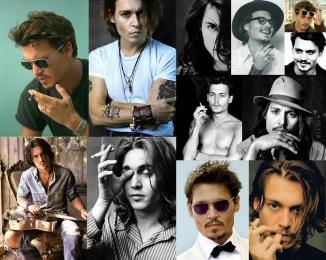 Johnny Depp 2012-05-10 Collage