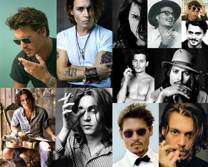 Johnny Depp 2012-05-10 Collage
