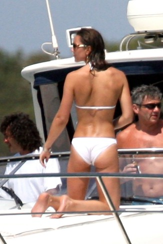 Kate Middleton Bikini