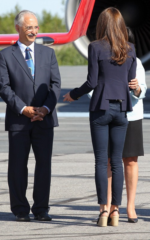 Kate Middleton Ass
