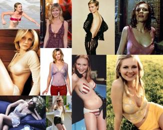 Kirsten Dunst 2012-05-30 Collage