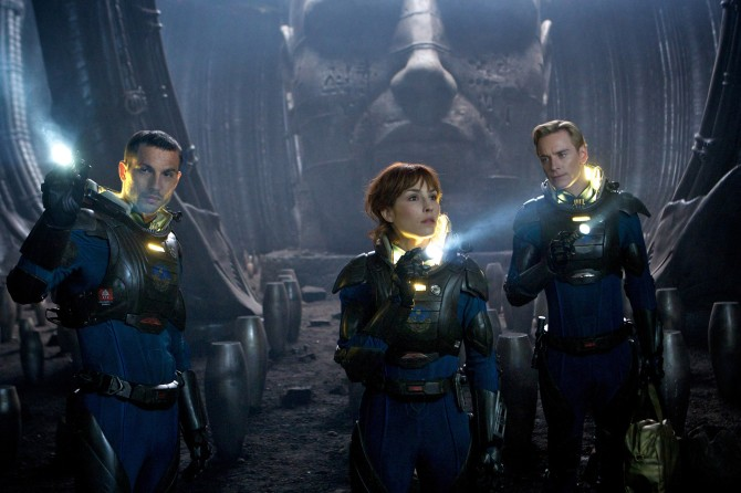 Prometheus still