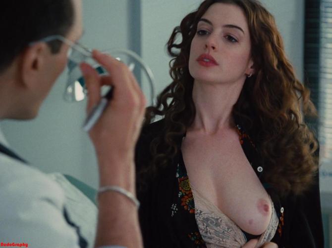 Anne Hathaway 01 nip slip