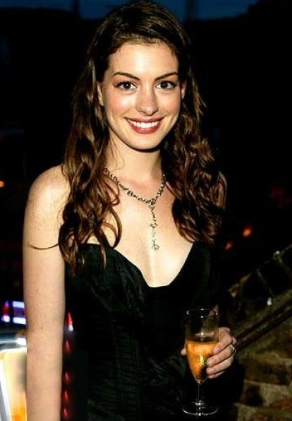 Anne Hathaway 09 in the Bar None